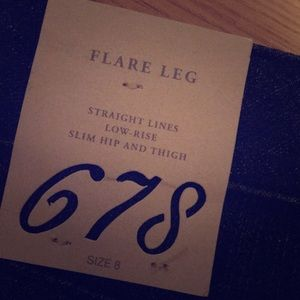 The Limited Jeans - The Limited Jeans New With Tags Size 8 R 🎉